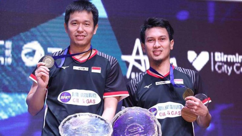 Tolak Menyerah Jadi Kunci Juara Ahsan/Hendra