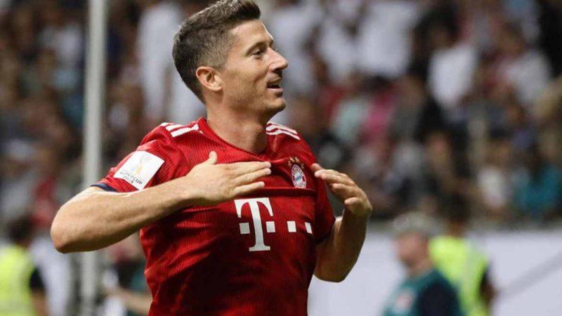 "Setelah Bikin Rekor, Lewandowski Ingin ""Geser"" CEO Bayern Muenchen"