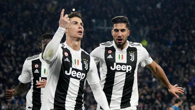 Ronaldo: Inilah Alasan Juventus Membeli Saya