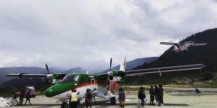 Pesawat Hilang Kontak Angkut Beras 1.700 KG ke Ilaga