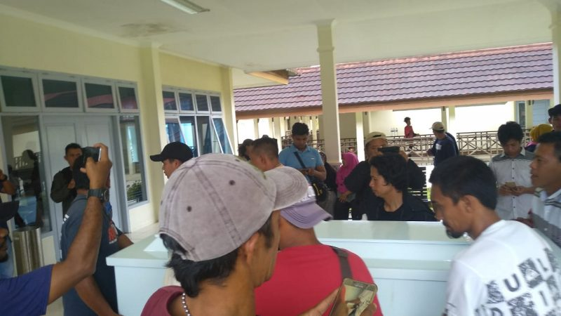 Jenazah Korban Penembakan KKSB Diterbangkan ke Makassar