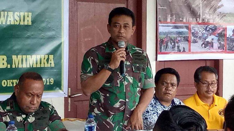 TNI AU Minta Pengungsi Sabar Menunggu Penerbangan Hercules