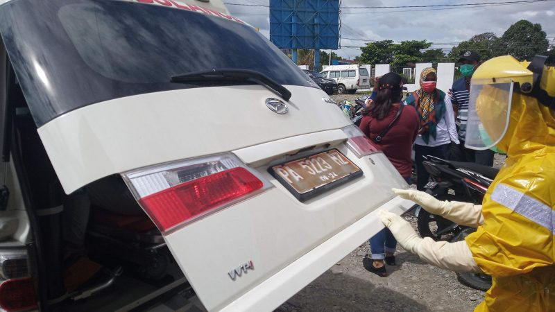 UPDATE TERKINI : TGTPP Papua Nyatakan 1 Pasien Covid-19 di Timika Meninggal Dunia