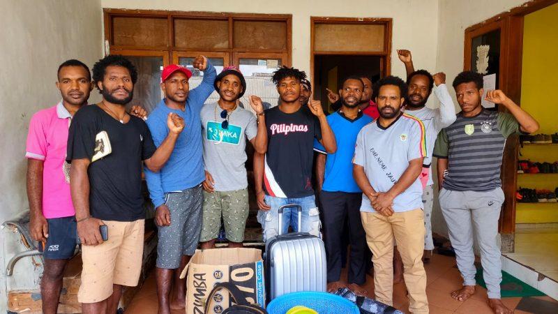 Krisis Covid-19, Mahasiswa Mimika dan Papua Se Jawa Bali Mengaku Diterlantarkan