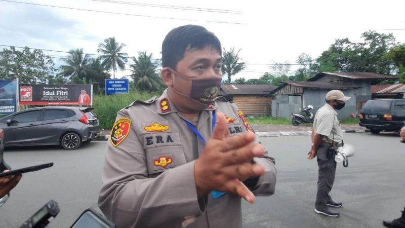 Polisi Menagkap KKB KaliKopi Yang Terlibat Penembakan di Kuala Kencana