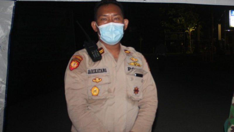 Polsek Kuala Kencana Larang Karyawan Menggunakan Kendaraan Pribadi