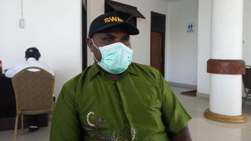 Robby Omaleng : Kasus Kriminal Murni Serahkan Kepada Penegak Hukum