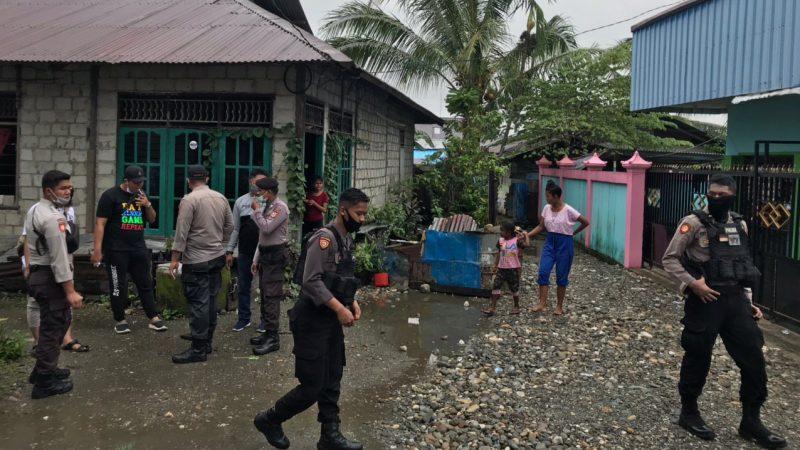 Polisi Tangkap Penjual Miras Dan Amankan 20 Botol Sopi di Jalan Belibis