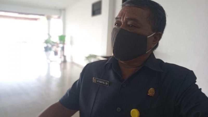 Dewan Usulkan Lorong Lorong di Jalan C Heatubun Diprioritaskan Pemerintah