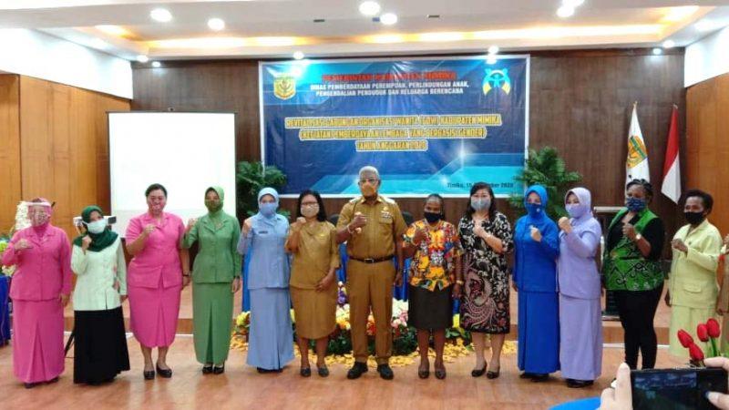 Revitalisasi Organisasi Wanita Fokus Program Pemberdayaan DP3AP2KB