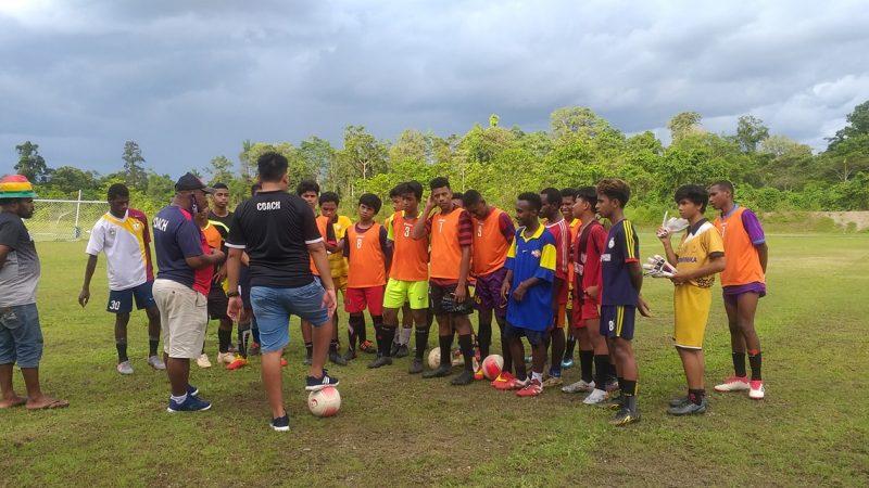 Siap Hadapi IDCT, Persemi U-15 Perbanyak Uji Coba Dan Latihan Fisik
