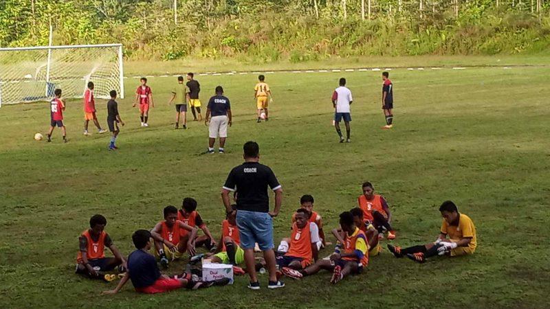 Siap Hadapi IDCT Cup, Persemi U-15 Jalani Seleksi Cari Kerangka Tim