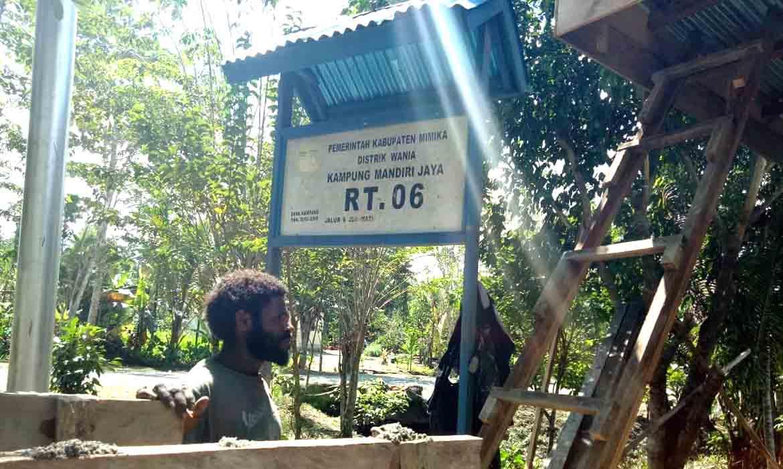 Distrik Wania Rencana Tetapkan Kampung Mandiri Jaya jadi Kampung Wisata Pertanian