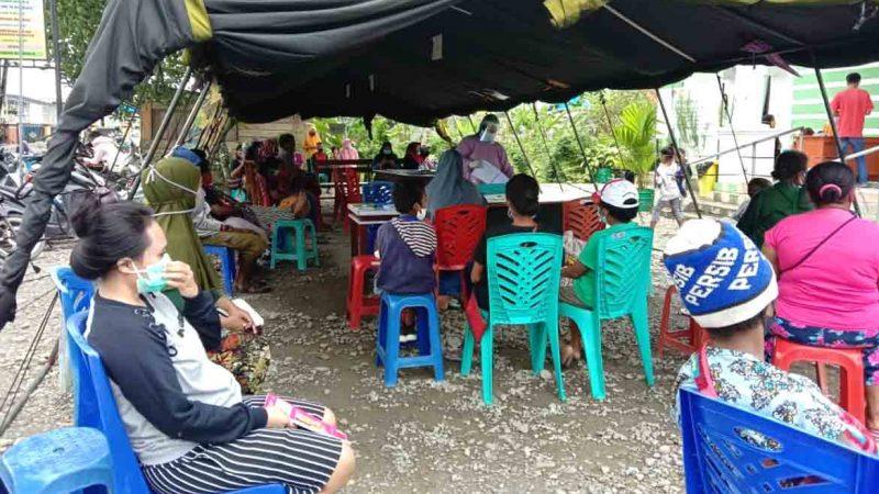 Malaria Meningkat di Puskesmas Pasar Sentral