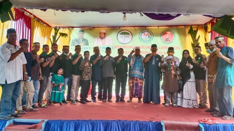 Melalui Maulid Nabi Muhammad SAW, Warga Luwu Raya Diajak Jaga Silaturahmi