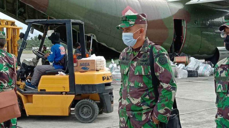 Tim Gabungan TNI dan SAR Cari Anggota TNI Yang Hilang di Tembagapura