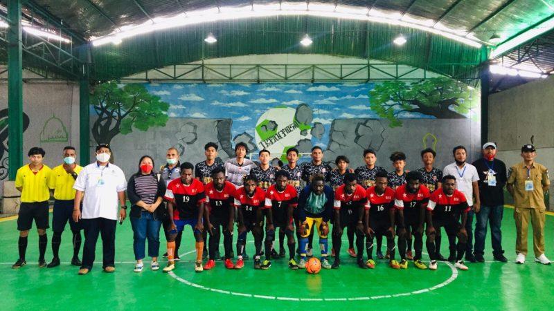 Turnamen Futsal Askab PSSI Resmi Bergulir Tanpa Penonton