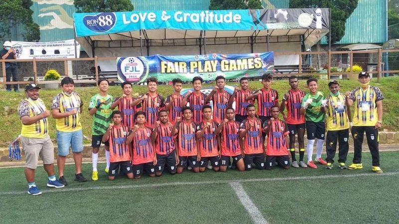 Persemi U-15 Meraih Kemenangan Perdana Atas SSB Setia Bandung 3-1