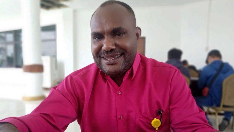 Ketua DPRD Mimika : Terkait Kasus Rasisme, Pelaku Segera di Proses Hukum
