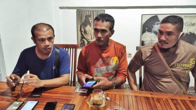 Tak Kunjung Mendapat Rekomendasi Dari KONI, POBSI Mimika Terima SK Dari Pengprov Papua