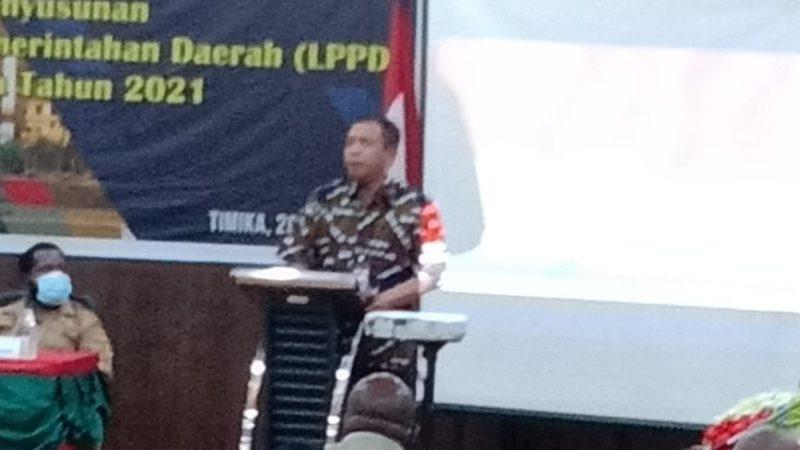 Kabupaten Mimika Nomor Dua di Papua sesuai Penilaian Kinerja Kemendagri
