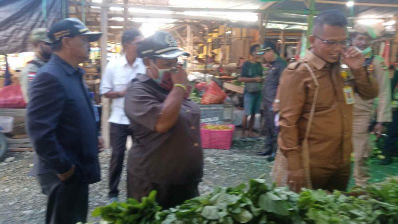 Kunker Ke Pasar Sentral, Komisi B Geram Harga Cabe Capai Rp 140 Ribu