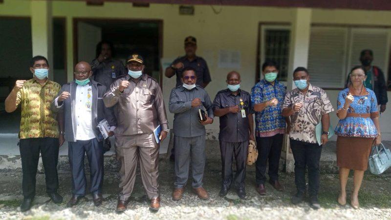 Tatap Muka Dengan Dispen, Komisi C Minta Dana Otsus Maksimalkan Pendidikan Bagi OAP