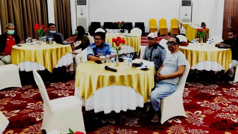 Ketua III Rapat Bersama 7 Bidang, Paparkan RAB Jelang Rapat Bersama Panitia Besar Jumat Ini