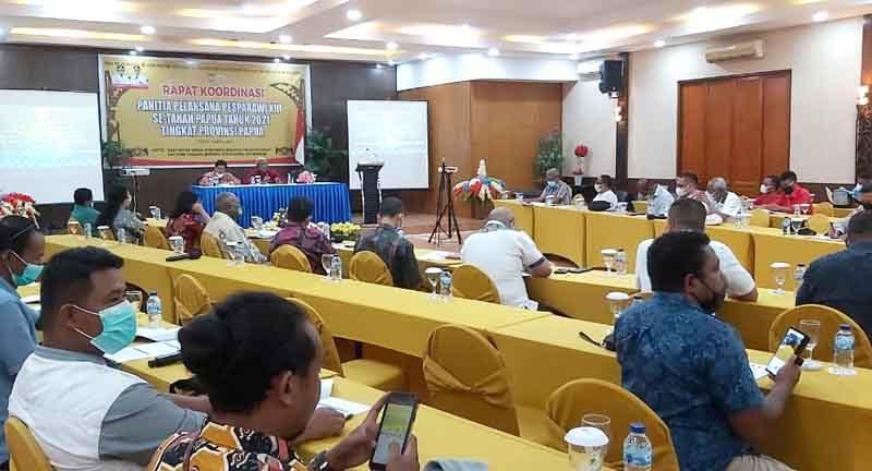 Rapat Koordinasi Panitia Pelaksana Pesparawi XIII Kembali Digelar