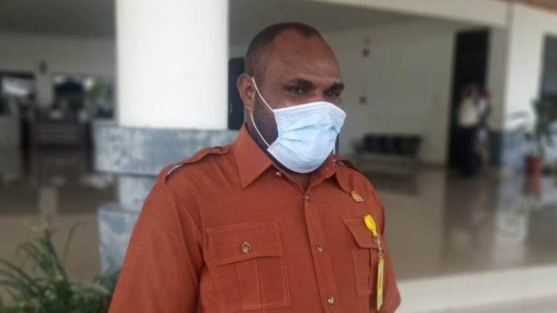 Pimpinan DPRD Dukung Langkah Pemkab Mimika Soal Penegakan Disiplin Bagi ASN Yang Masih Mangkir