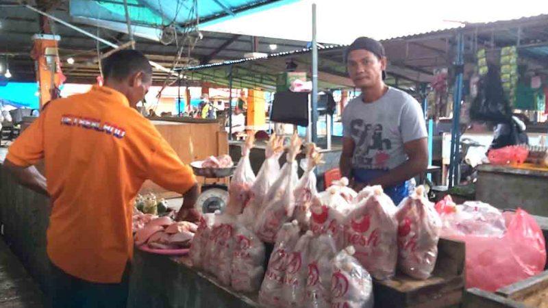 Persediaan Daging Selama Idul Fitri di Kabupaten Mimika Sangat Aman