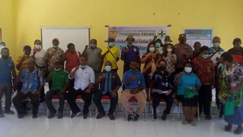 Kapus Kwamki Narama : Program Triwulan Kedua Yaitu VaksinasiMassal dan Pelayanan Rumah
