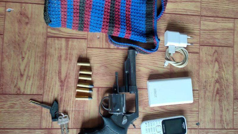 Dua Orang Warga Sipil di Distrik Hubikosi Nyaris Merampas Senpi Milik Polisi
