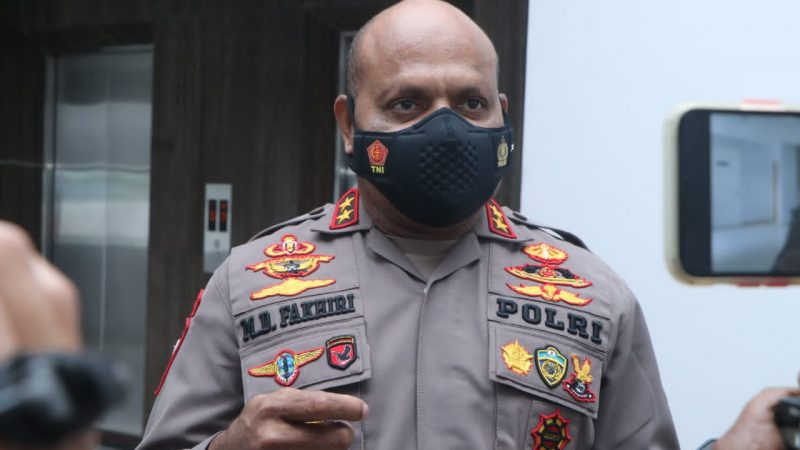 Kapolda Papua : Pelaksanaan Salat Idul Fitri Di Papua Tetap Menerapkan Protokol Kesehatan