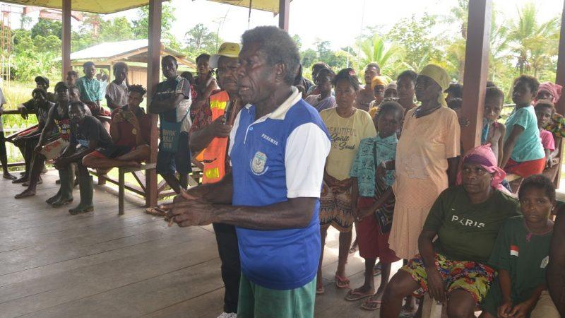 Warga Kapiraya Desak Pemkab Sebelum Pemekaran Provinsi Soal Pencaplokan Wilayah di Selesaikan